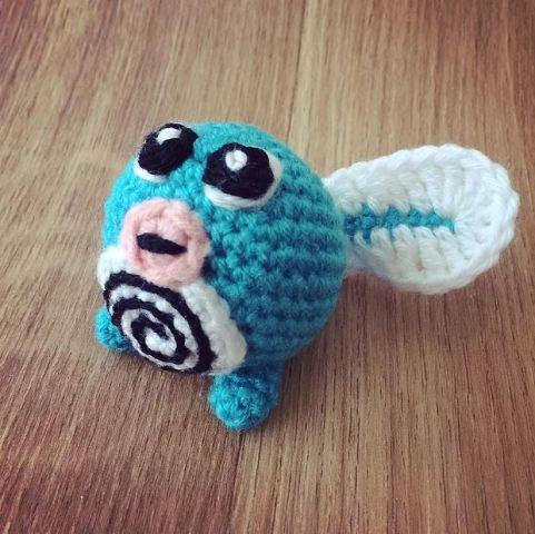 Tuto Pokémon Gratuit au Crochet et en Français   Crochet dysney ...   480x482