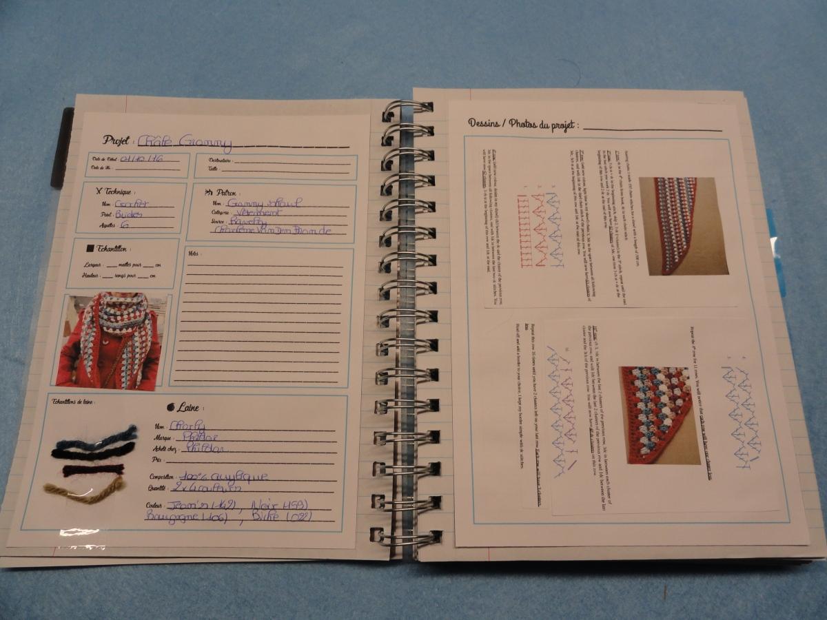 carnet de projets imprimer le bazar de morgane. Black Bedroom Furniture Sets. Home Design Ideas