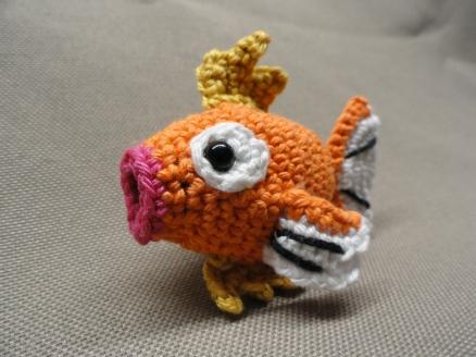 Pikachu - Pokemon - Mes premières mailles au crochet | 329x438
