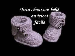 miniature-tuto-chausson-bebe-a-revers-au-tricot